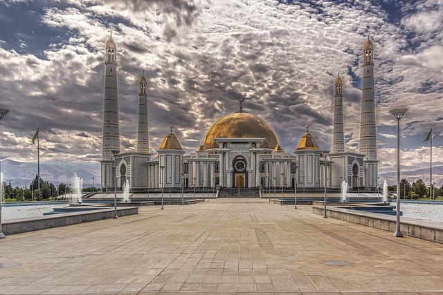 Türkmenbaşy Ruhy Mosque