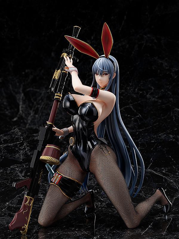 FREEing《戰場女武神》塞貝莉雅·布雷斯 兔女郎Ver.|セルベリア・ブレス バニーVer. 1/4比例模型