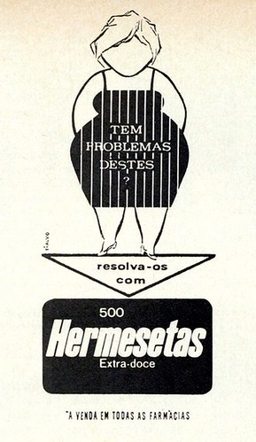 Publicidade antiga - old advertising - Portugal 1970s