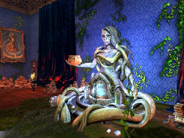 Fantasy Faire - Zodiac - Another Drink From the Fountain of Dreams
