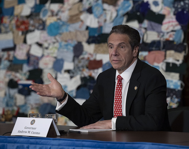 Governor Cuomo Holds Briefing on COVID-19 Response - 4/29