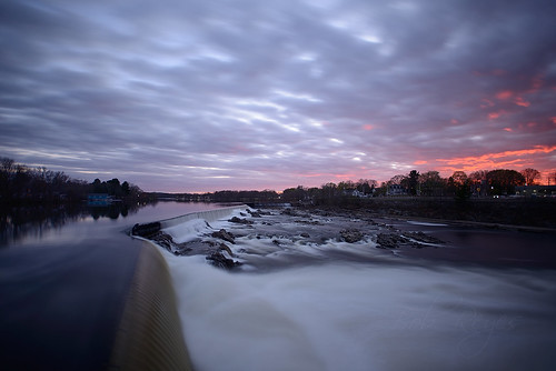 merrimackriver lowell massachusetts sunset sunrise pawtucket falls waterfalls cascadas rio agua cielo nubes clouds reyes nikon d800
