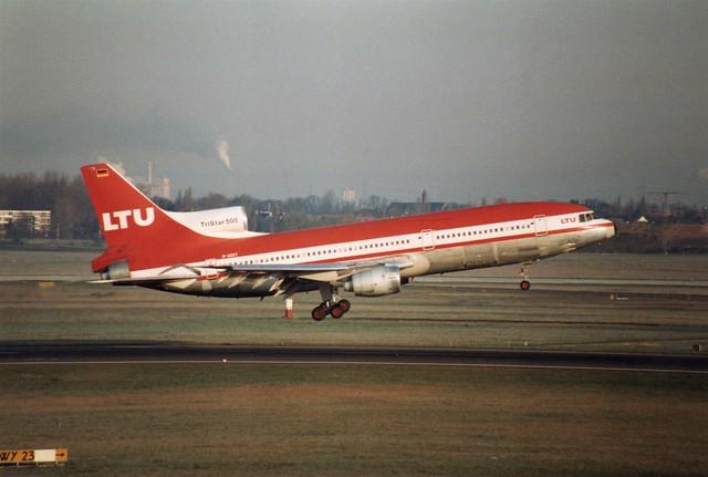 D-AERT L1011 Tristar 500 LTU