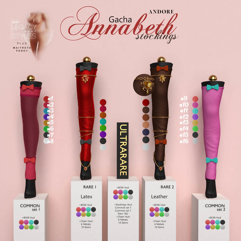 :ANDORE: @ Exclusive for Level Event + Giveaway