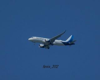 Kuwait Airways A320-251N (F-WWBJ MSN10082)