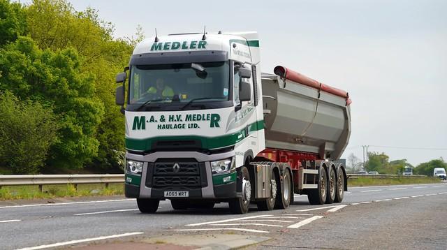 Medler - AO69 WRT - A47 Norwich