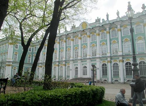 St Petersburg, Winter Palace