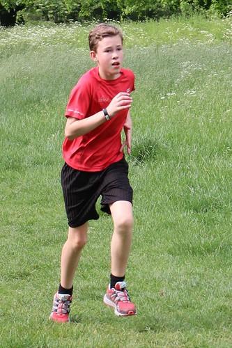Noah 100th running