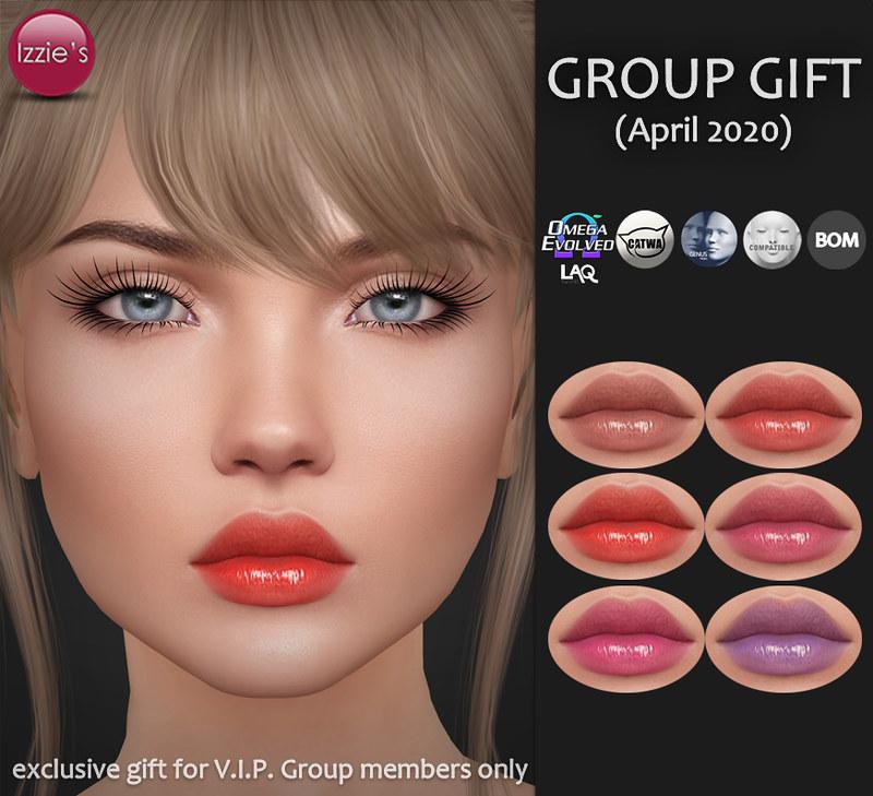 VIP Group Gift April 2020