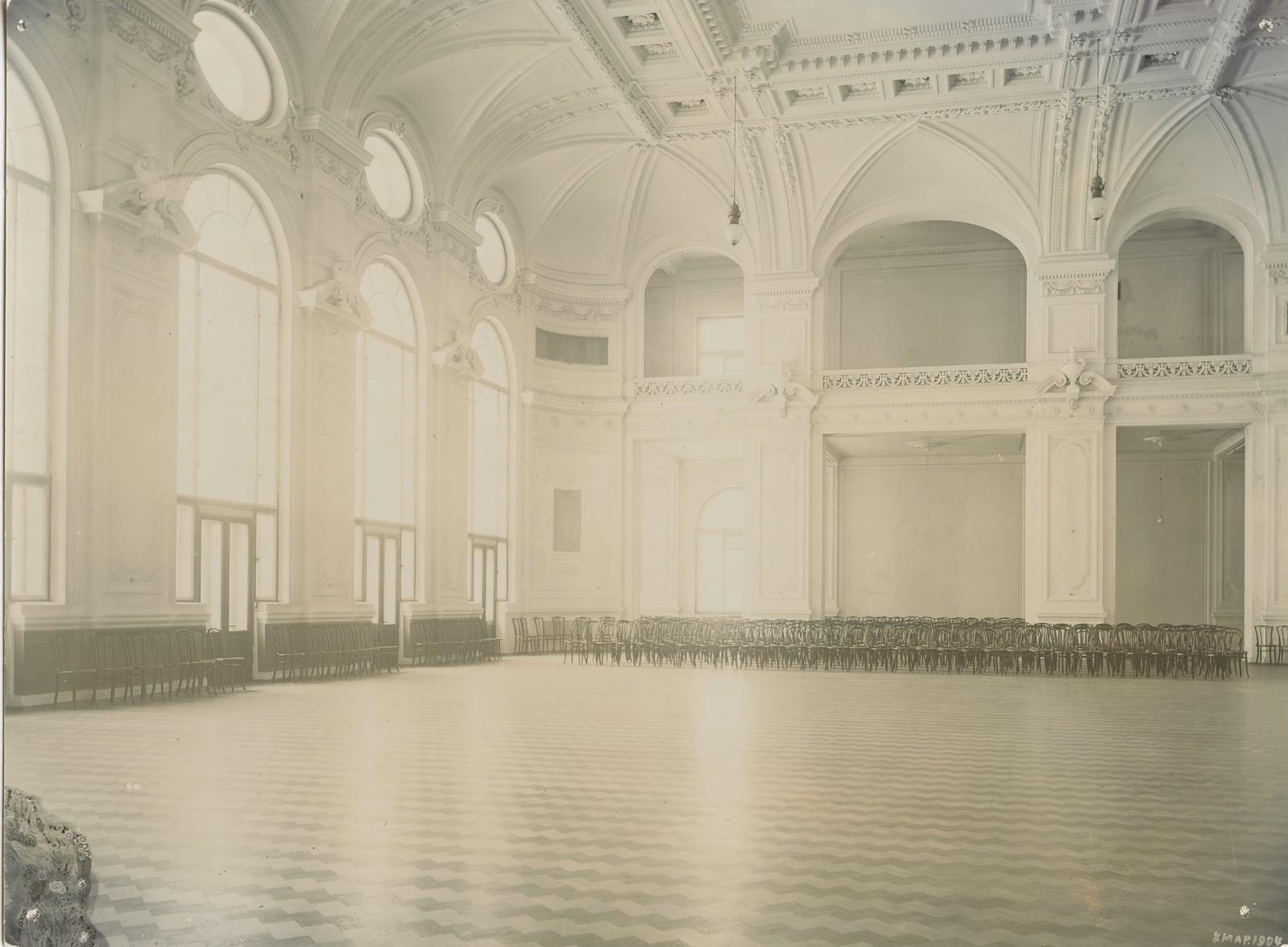 15. 1904. 8 марта. Актовый зал