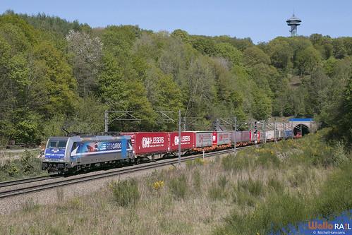 186 300 . RTB Cargo . E 40678 . Gemmenich . 23.04.20.