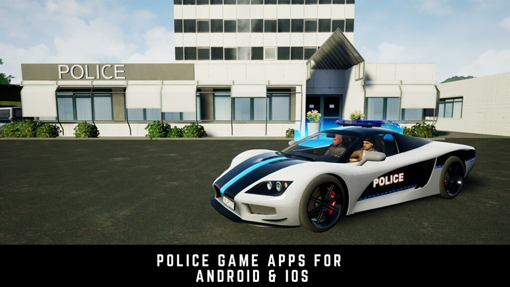 9 Free Police Game Apps For Android & iOS