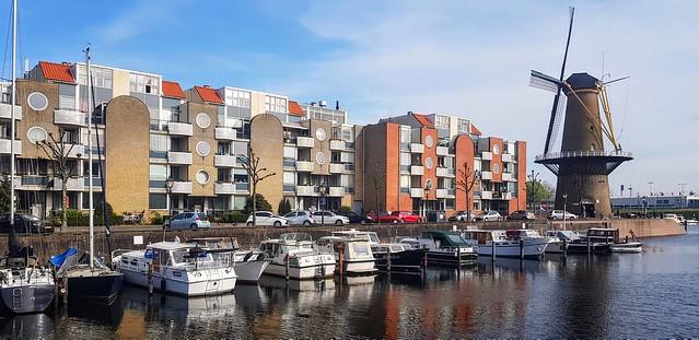 Voorhaven Delfshaven