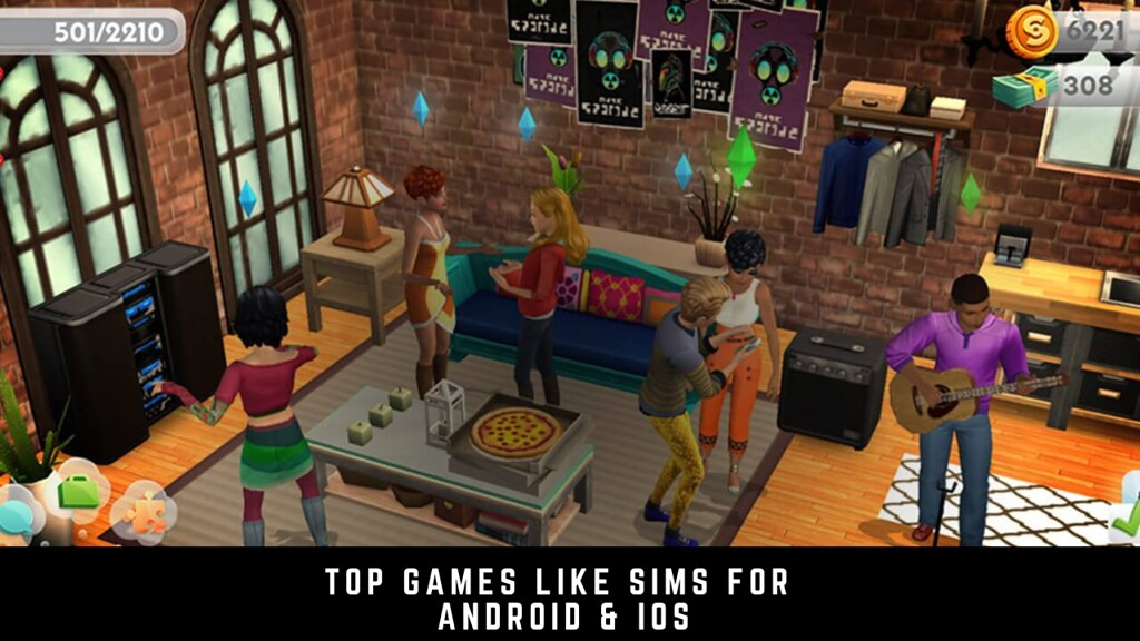 7 Top games like Sims for Android & iOS