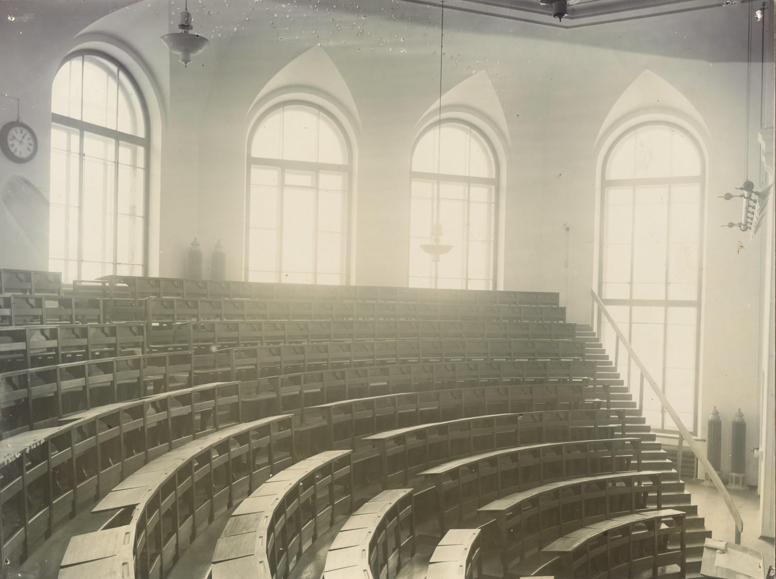16. 1904. 8 марта. Большая физическая аудитория