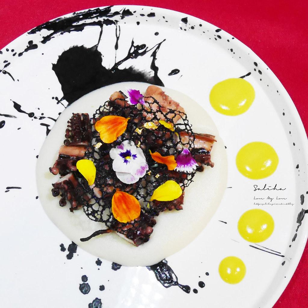 台北東區仁愛路義式餐廳推薦ChiaoDuo House巧哚洋房浪漫氣氛好約會情人節聖誕節 (2)