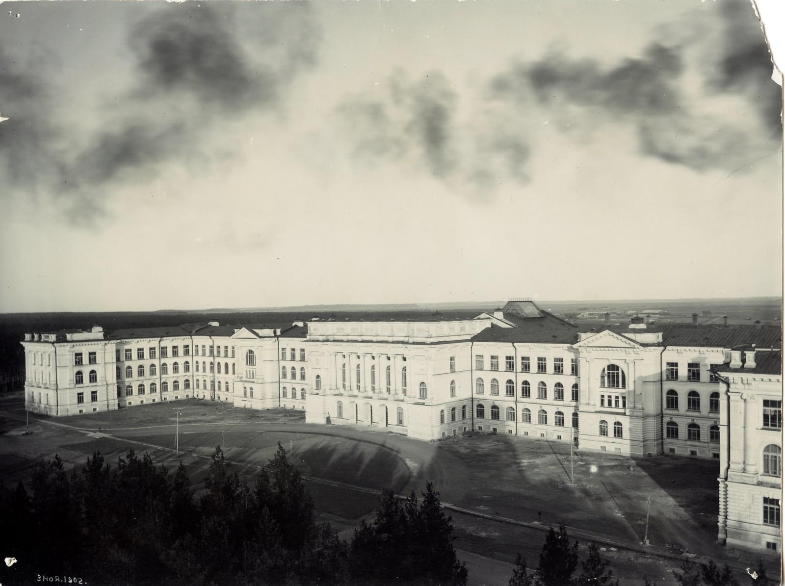 11. 1902. 3 ноября. Главное здание