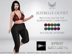 [Ari-Pari] Jezebelle Outfit