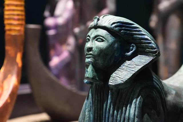 Artifacts with Al Araba Al Madfuna