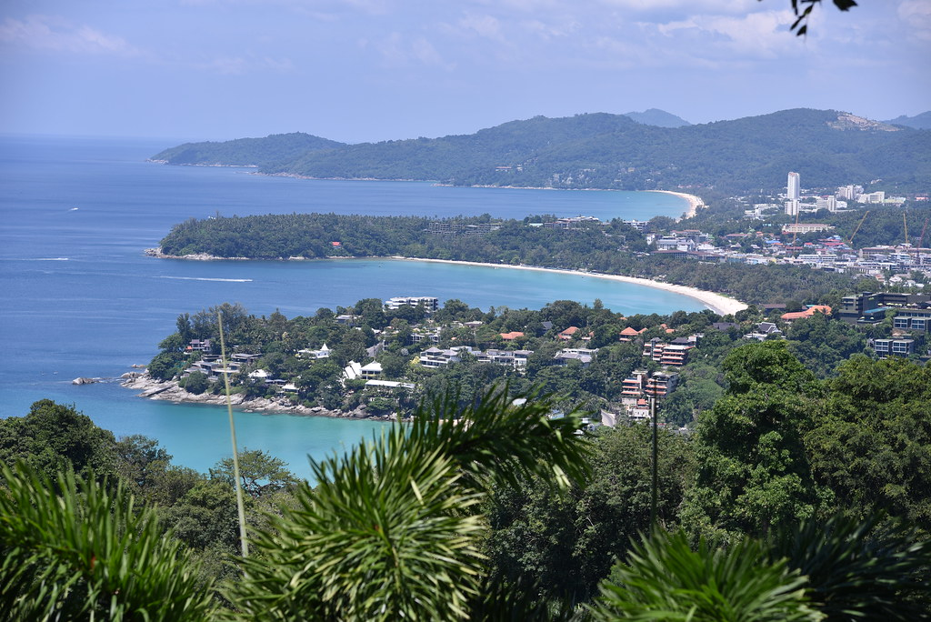 Karon Viewpoint, Phuket- you can see 3 beaches from here | Flickr