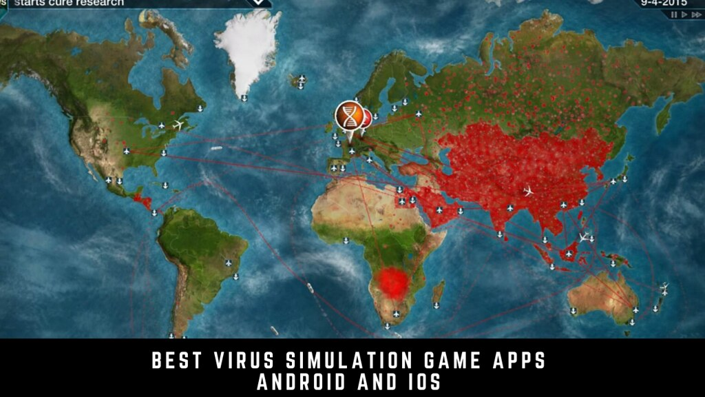 10 of the best virus simulation game apps for Android & iOS