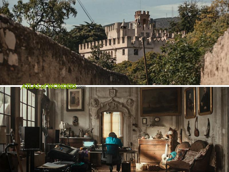 Castell Godmar escena serie