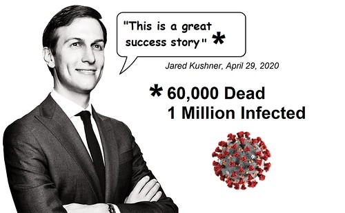 Jared Kushner's COVID-19 Success Story