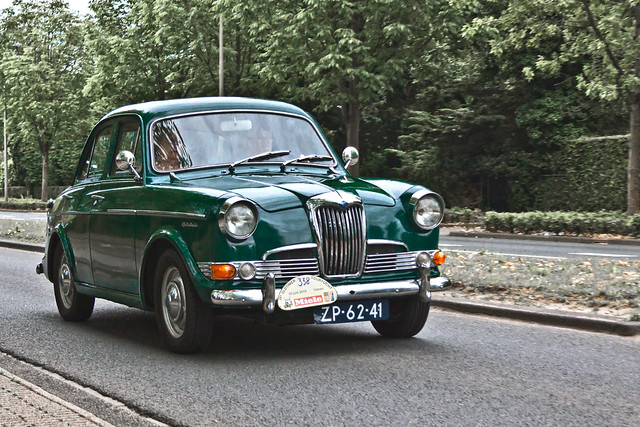 Riley One-Point-Five 1958 (6507)