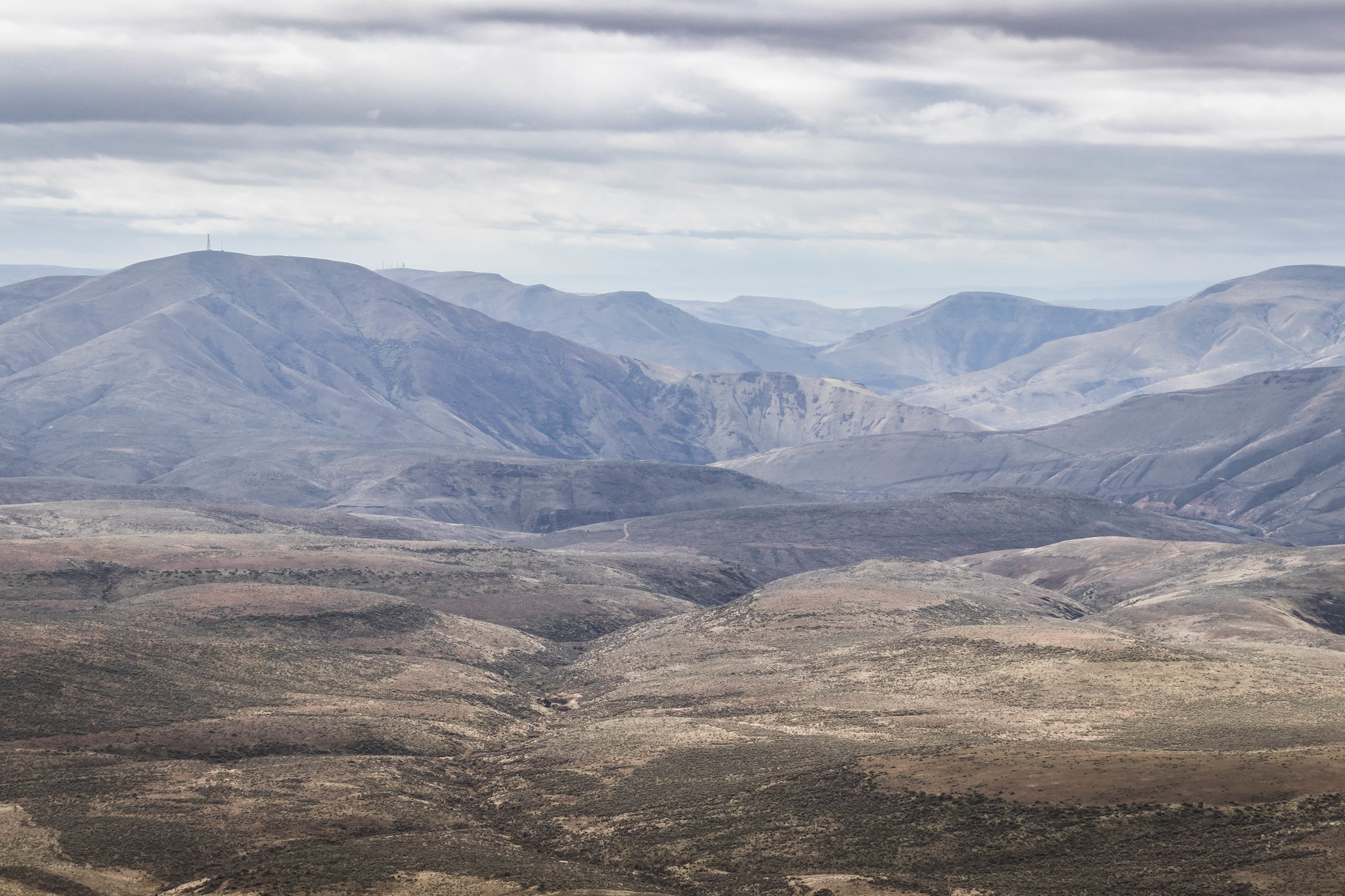 Baldy, Selah Butte, Yakima Skyline Ridge