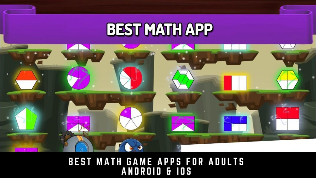 Best 15 math game apps for adults (Android & iOS)