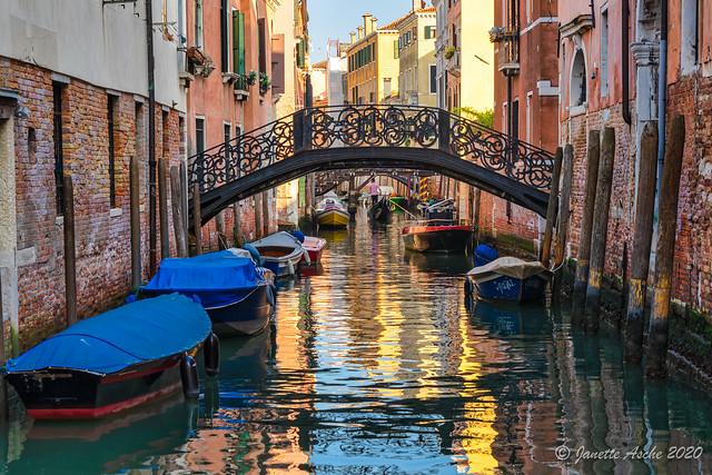 Venice - afternoon light