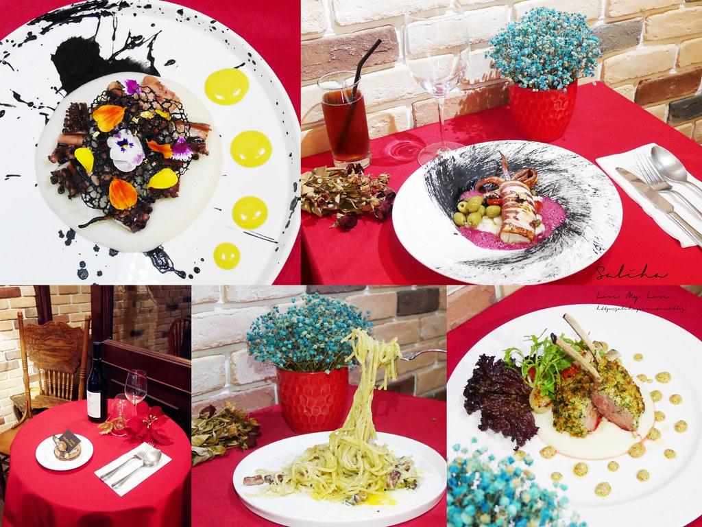 台北東區餐廳推薦浪漫氣氛好適合約會ChiaoDuo House巧哚洋房好吃 (6)