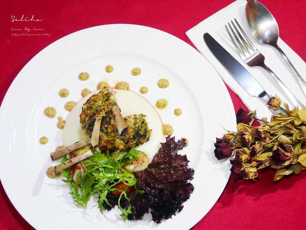 台北東區不限時餐廳推薦ChiaoDuo House巧哚洋房浪漫氣氛好約會排餐好吃義大利料理 (5)
