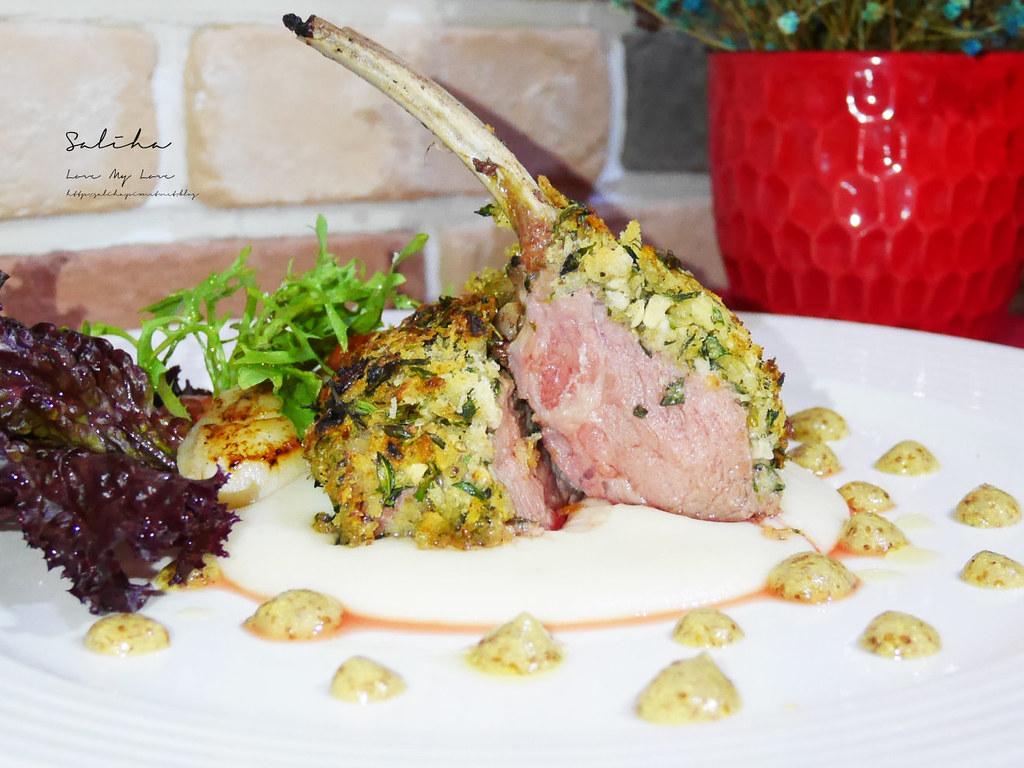 台北東區不限時餐廳推薦ChiaoDuo House巧哚洋房浪漫氣氛好約會排餐好吃義大利料理 (1)
