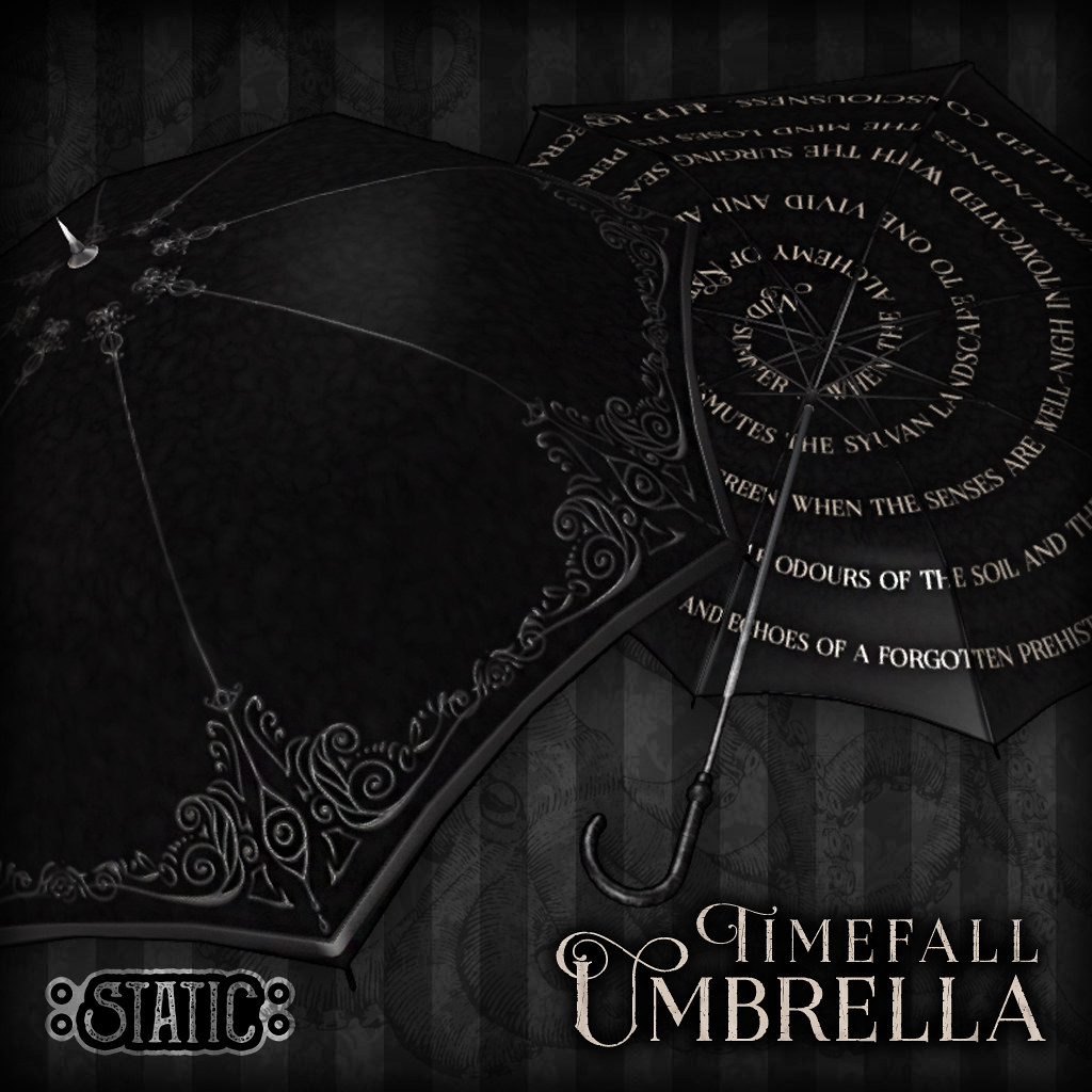 Timefall Umbrella @ Engine Room