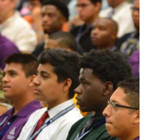 Texas Education Constortium students