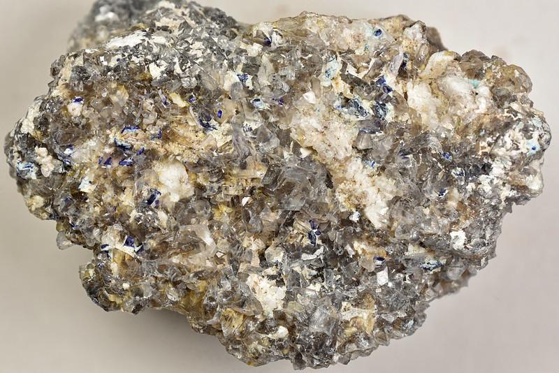 五水灰硼石 / Pentahydroborite