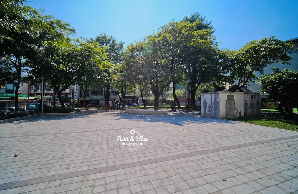 台中公園-大仁公園長頸鹿溜滑梯09