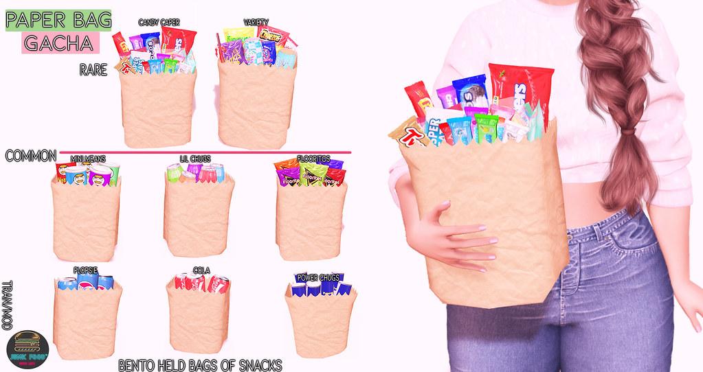 Junk Food – Paper Bag Gacha