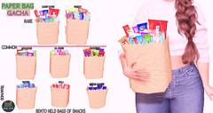 Junk Food - Paper Bag Gacha