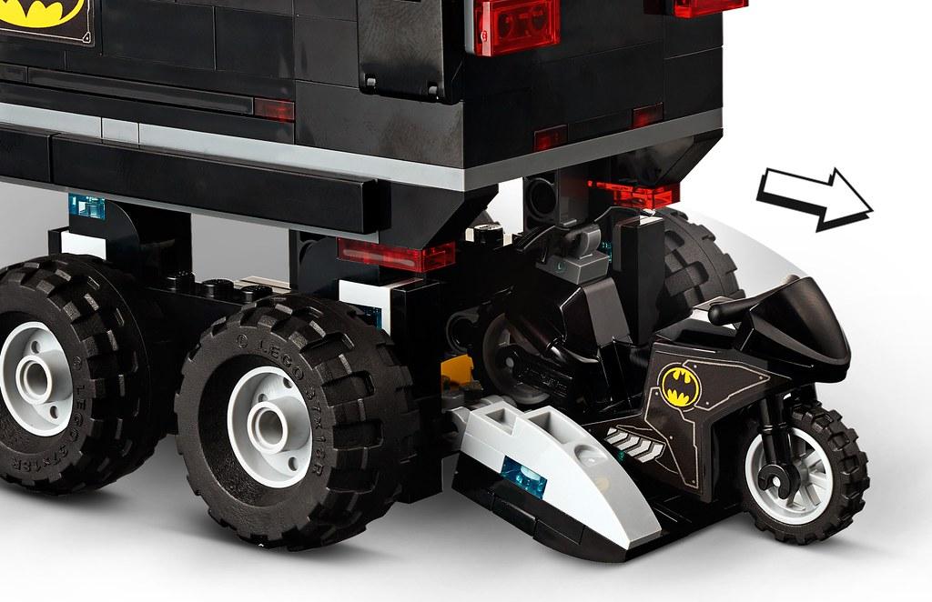 移動式蝙蝠基地太酷啦~ LEGO 76158~76160 DC 超級英雄系列 2020 下半年三款盒組發表(LEGO DC Superheroes 2020 Summer Sets)