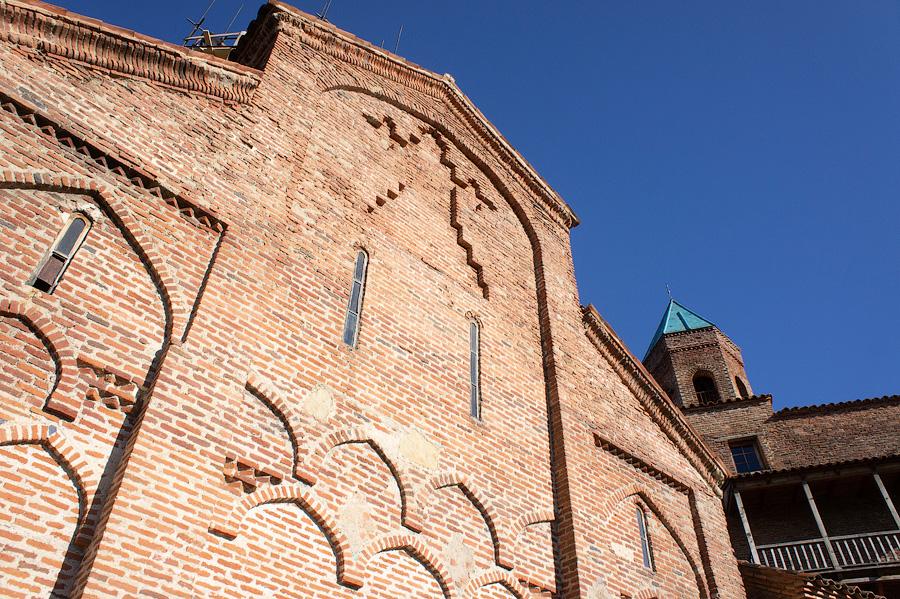 Церковь и замок Греми, 16 век, Грузия