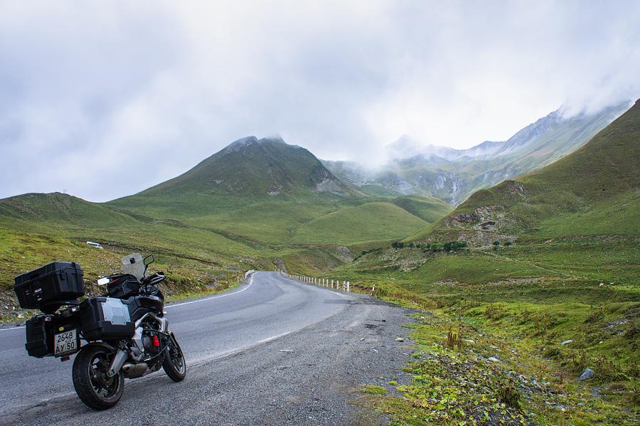 Военно грузинская дорога. Путь к Мцхете