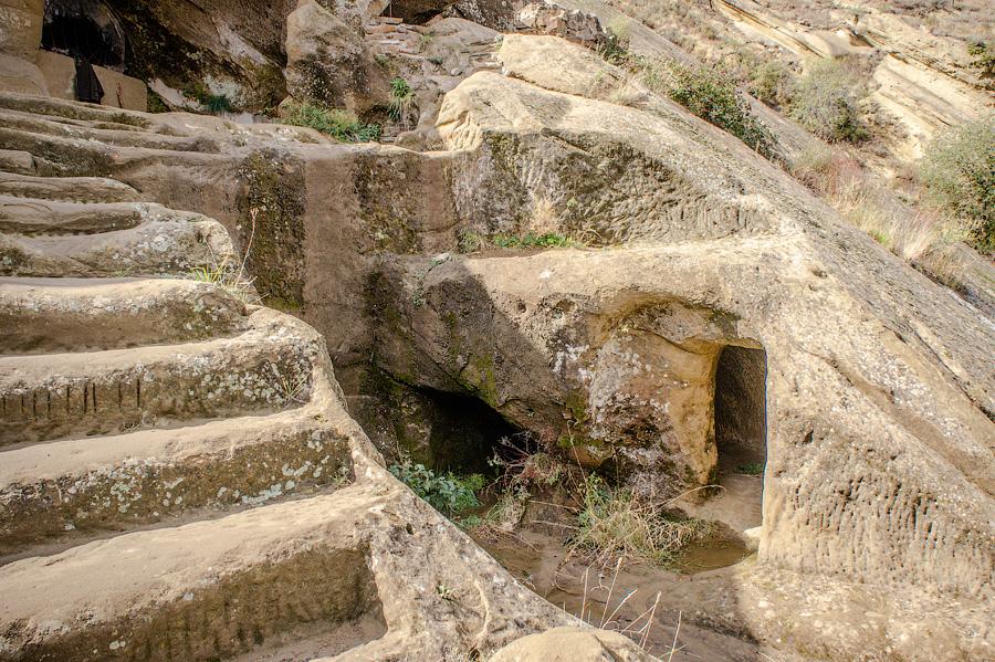 Монастырь Давид-Гареджи, Грузия