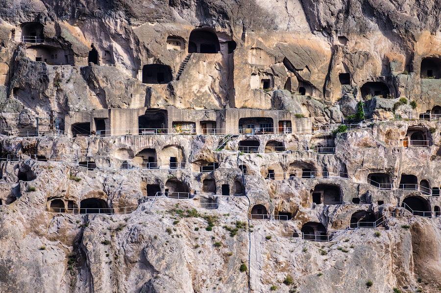 Пещерный город Вардзия, Грузия