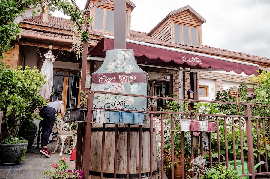 Ресторан во французком стиле, Мцхета