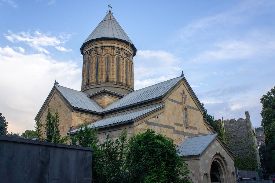 Церковь Анчисхати