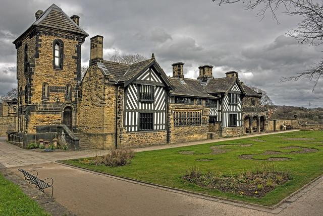 'Gentleman Jack's' Pad - Shibden Hall - Halifax