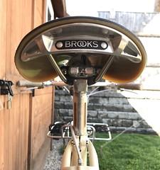 Velo Lumino Saddlelight mount prototype
