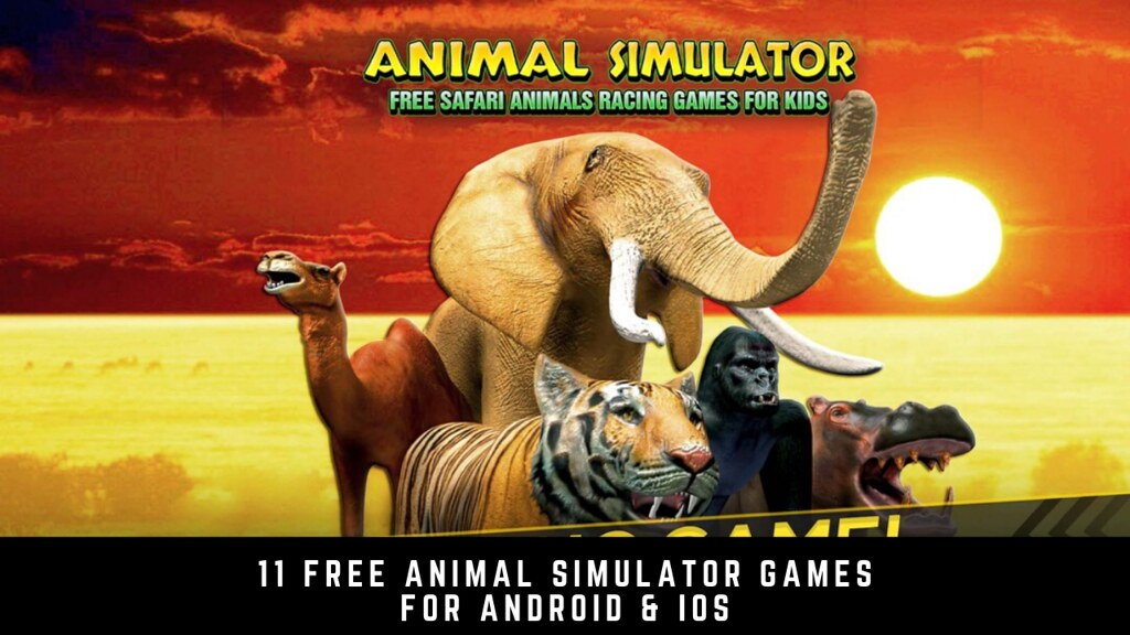 11 free animal simulator games for Android & iOS